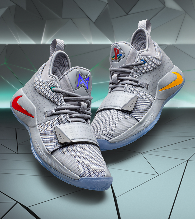 ab8b178375f1 Nike s PG 2.5 x PlayStation colourway is an homage to the NBA star s ...
