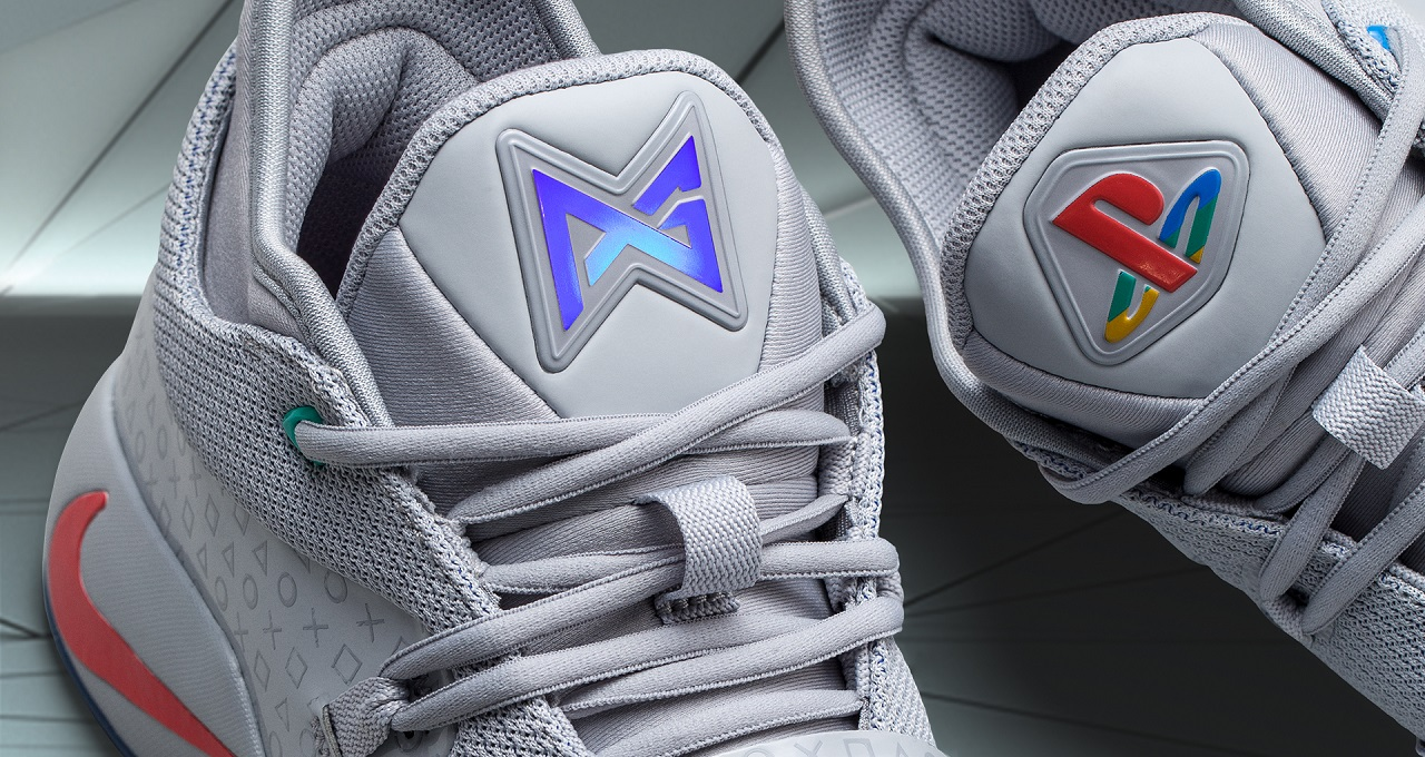 save off 0dae4 8fb01 Nike's PG 2.5 x PlayStation colourway is an homage to the ...