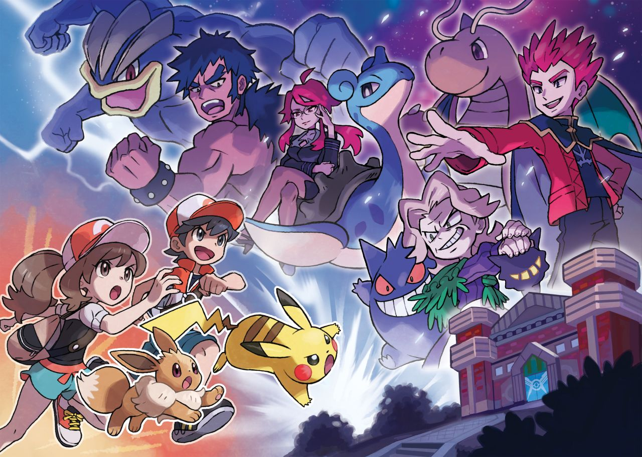 """There's a """"new and exciting"""" Pokemon mobile game coming in the next year"""