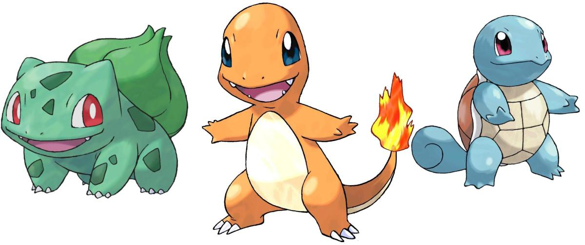 pokemon let s go how to catch charmander bulbasaur and squirtle in
