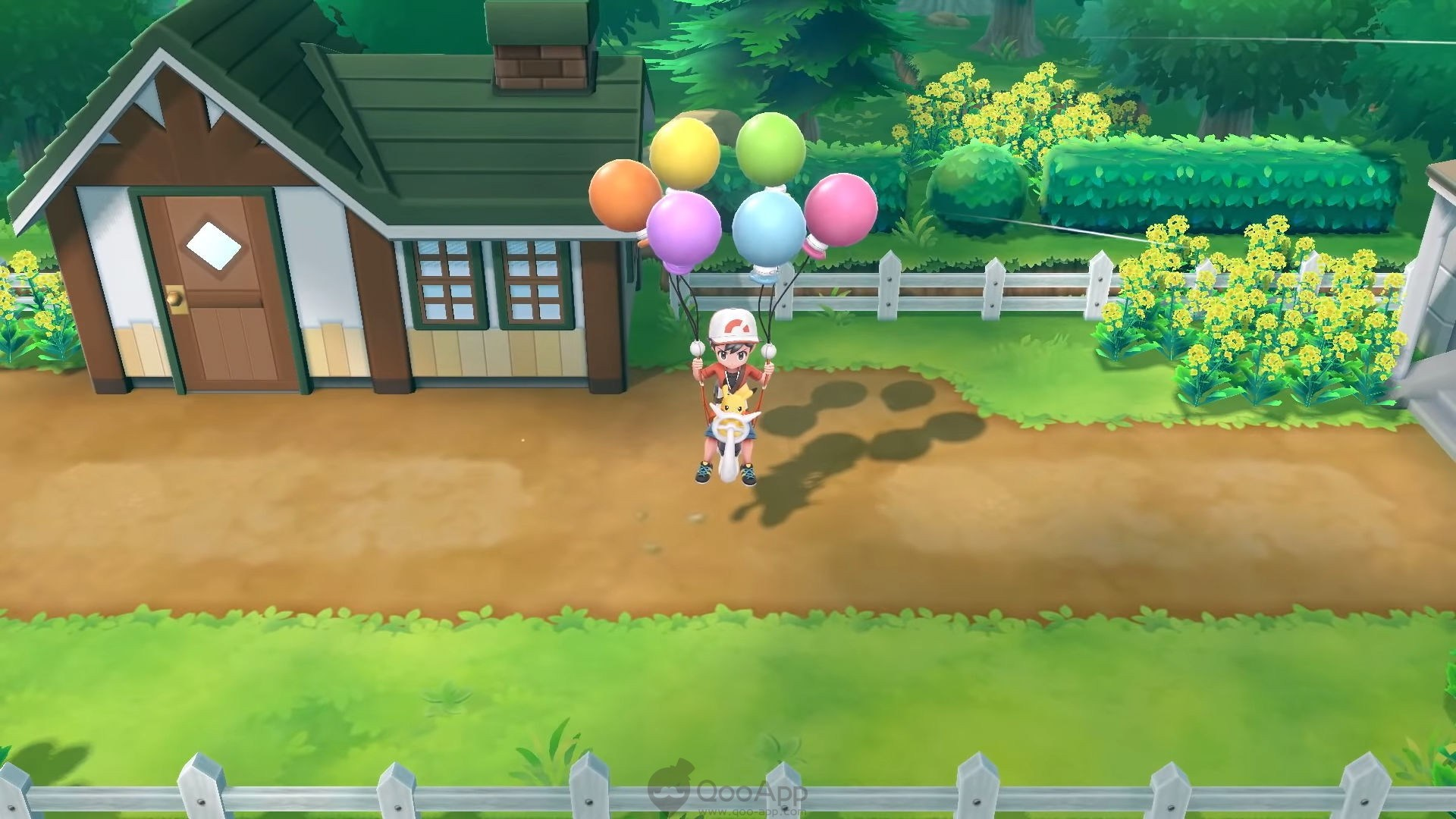 Pokemon Let's Go: how to fly with the new Sky Dash secret