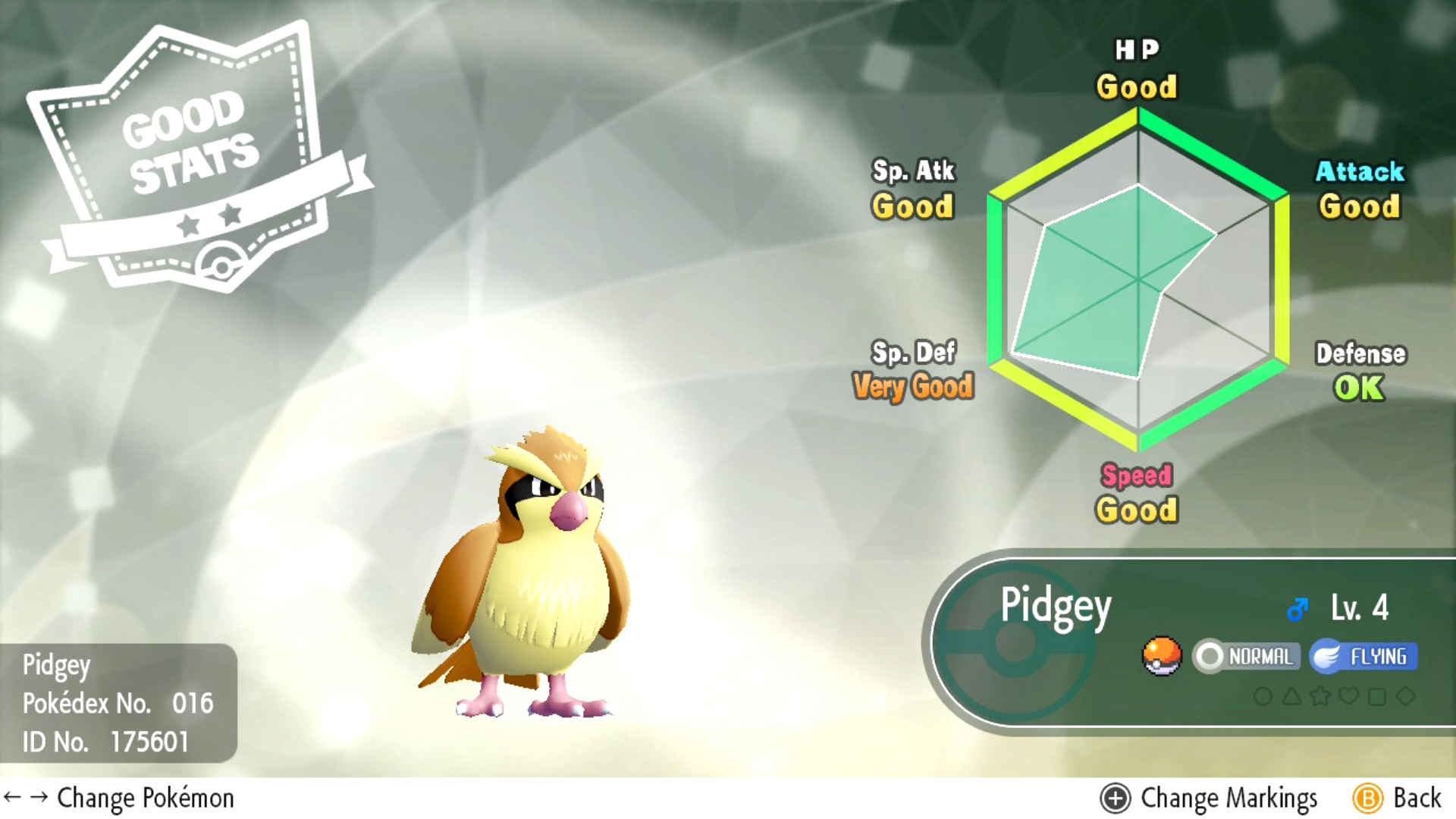 Pokemon Let's Go has a built-in IV checker: how to unlock