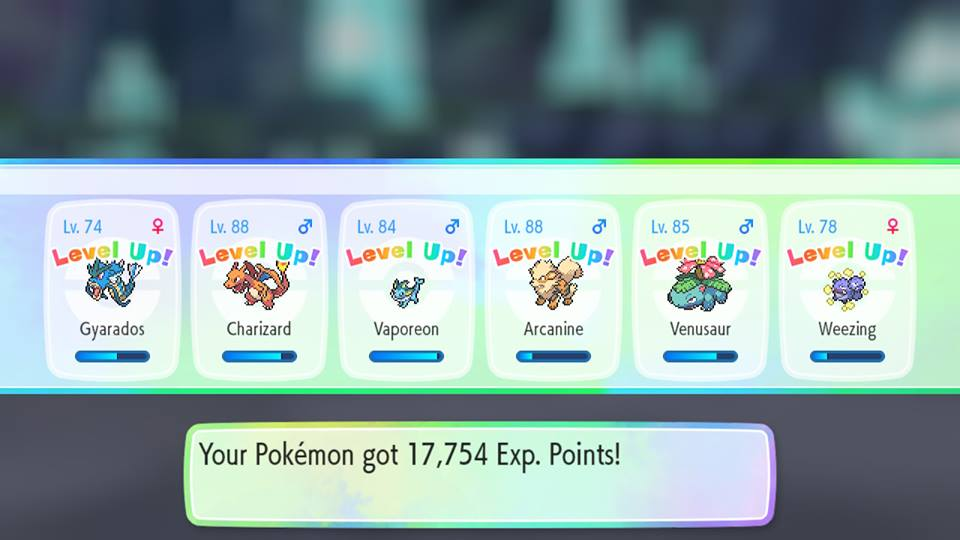 pokemon let s go power leveling guide how to boost to level 100