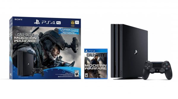 the modern warfare bundle is expected to be a ps4 black friday offer