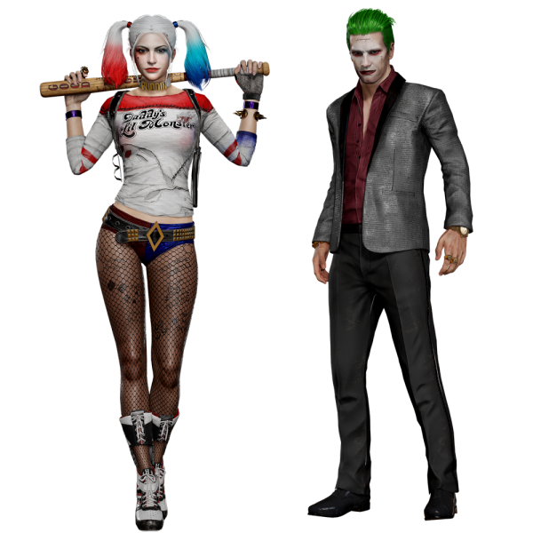 Pubg Is Charging 25 For A Harley Quinn Suicide Squad Skin Vg247