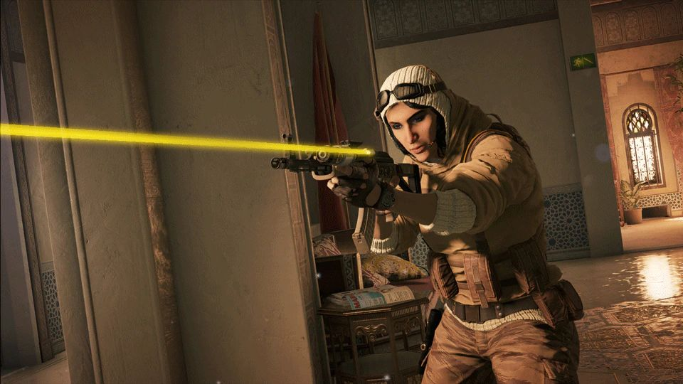 Rainbow Six Siege Operation Wind Bastion out now - check out