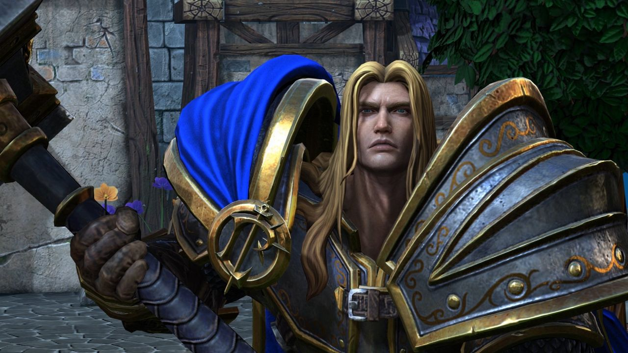 Warcraft 3: Reforged is a remake of Warcraft 3