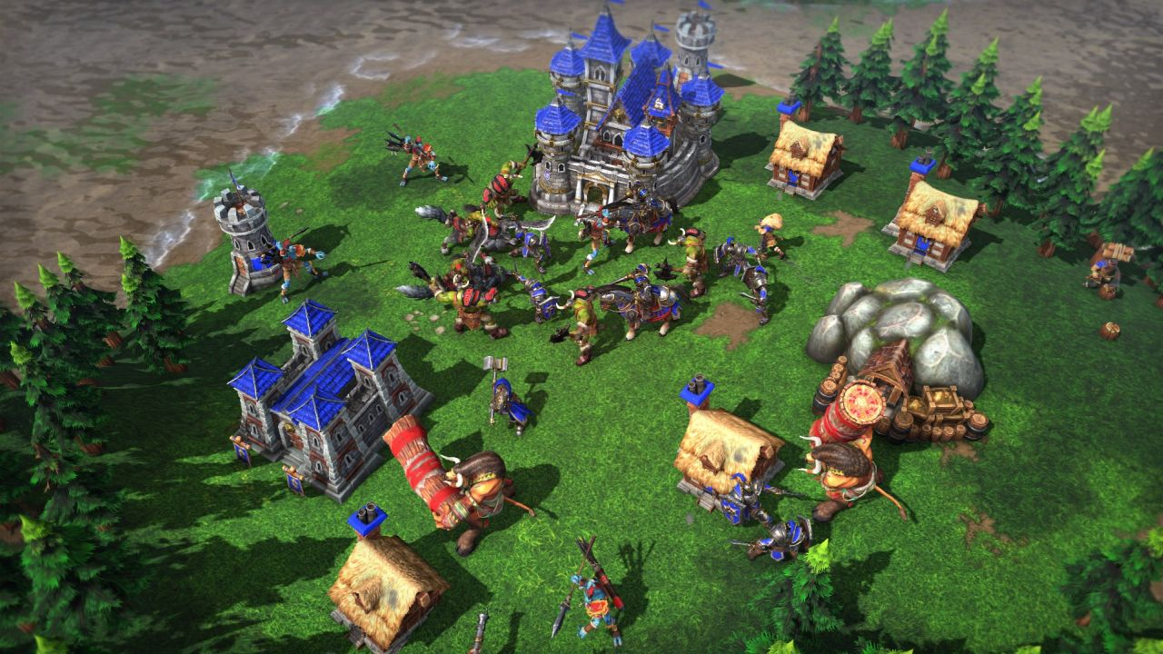 Warcraft 3: Reforged is exactly as you remember, warts and