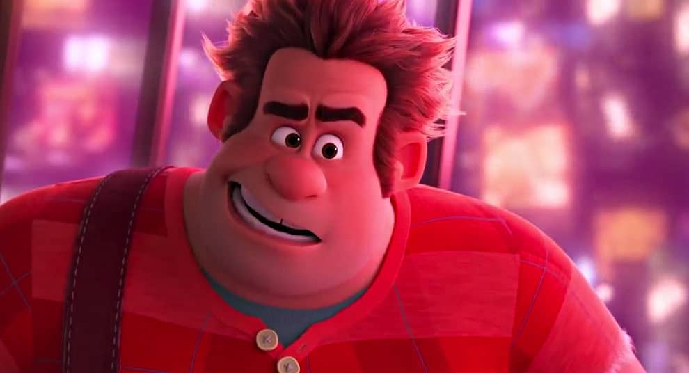 wreck it ralph has been spotted on the big screen at fornite s risky reels drive in vg247 - fortnite x wreck it ralph