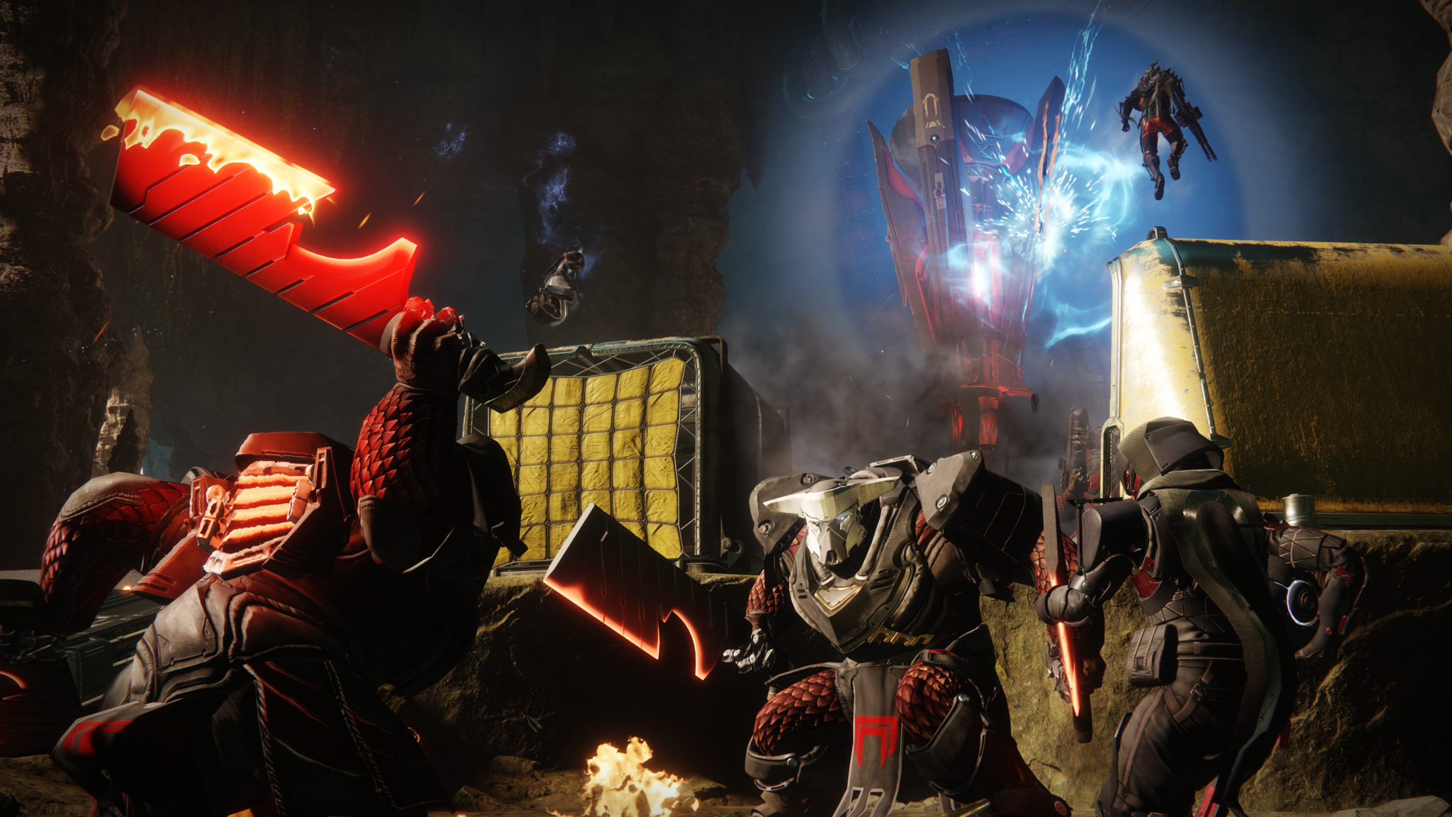 Destiny 2 Black Armory Guide Tips And Walkthroughs To Reignite