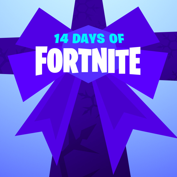 Fortnite v7 10 patch adds 14 Days of Fortnite event, Winter