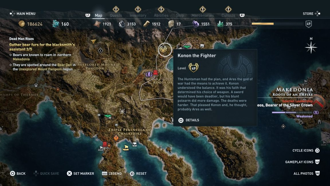 Assassin's Creed Odyssey Legacy of the First Blade DLC – Order of