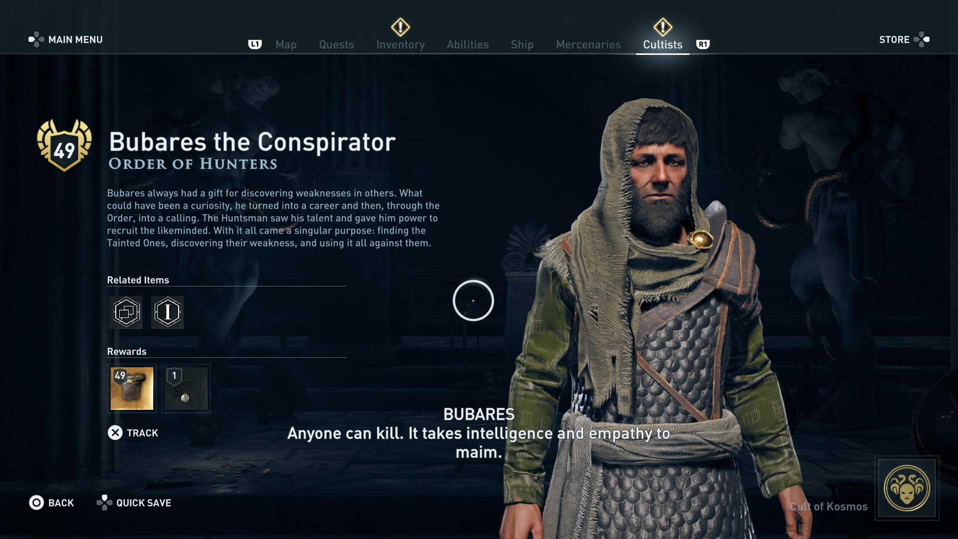 Assassin S Creed Odyssey Legacy Of The First Blade Dlc Order Of