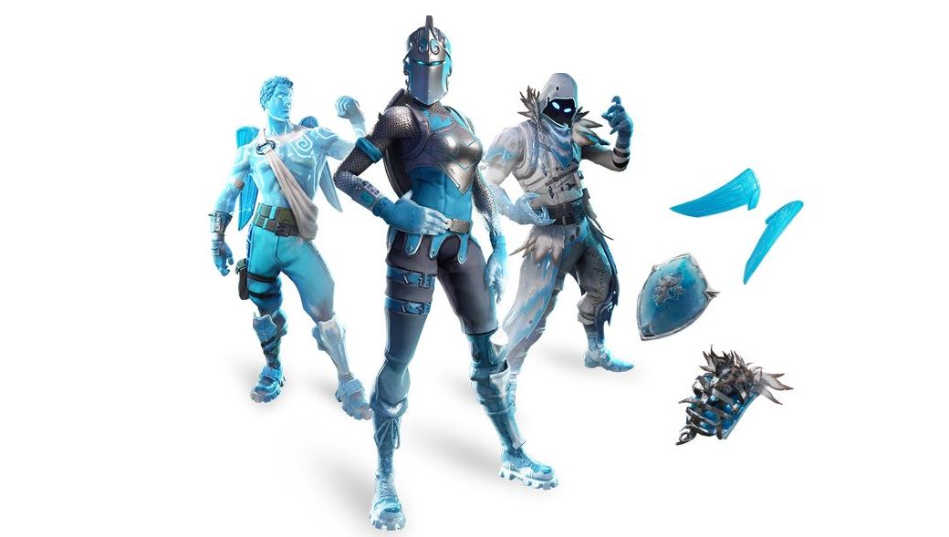 Fortnite S Latest Patch Datamined To Reveal A Frozen Legends Starter