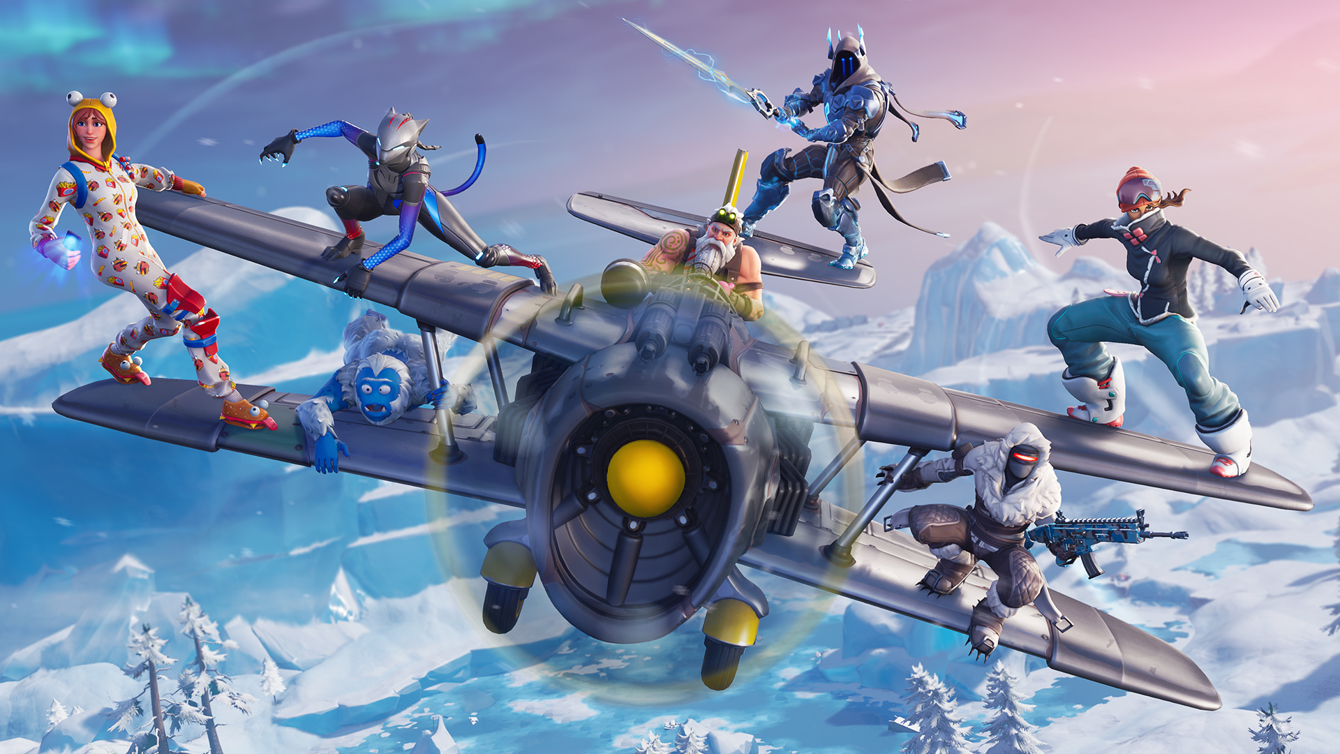 Epic Games delays the release of Fortnite's v7.10 update