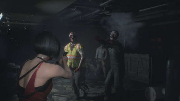 Resident Evil 2 Remake Preview Imposing Unforgiving And