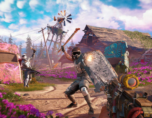 Ubisoft Reveals Far Cry New Dawn