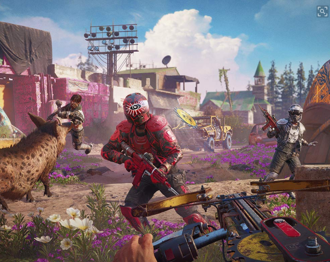Far Cry New Dawn - a direct, standalone sequel to Far Cry 5 - releases on February 15