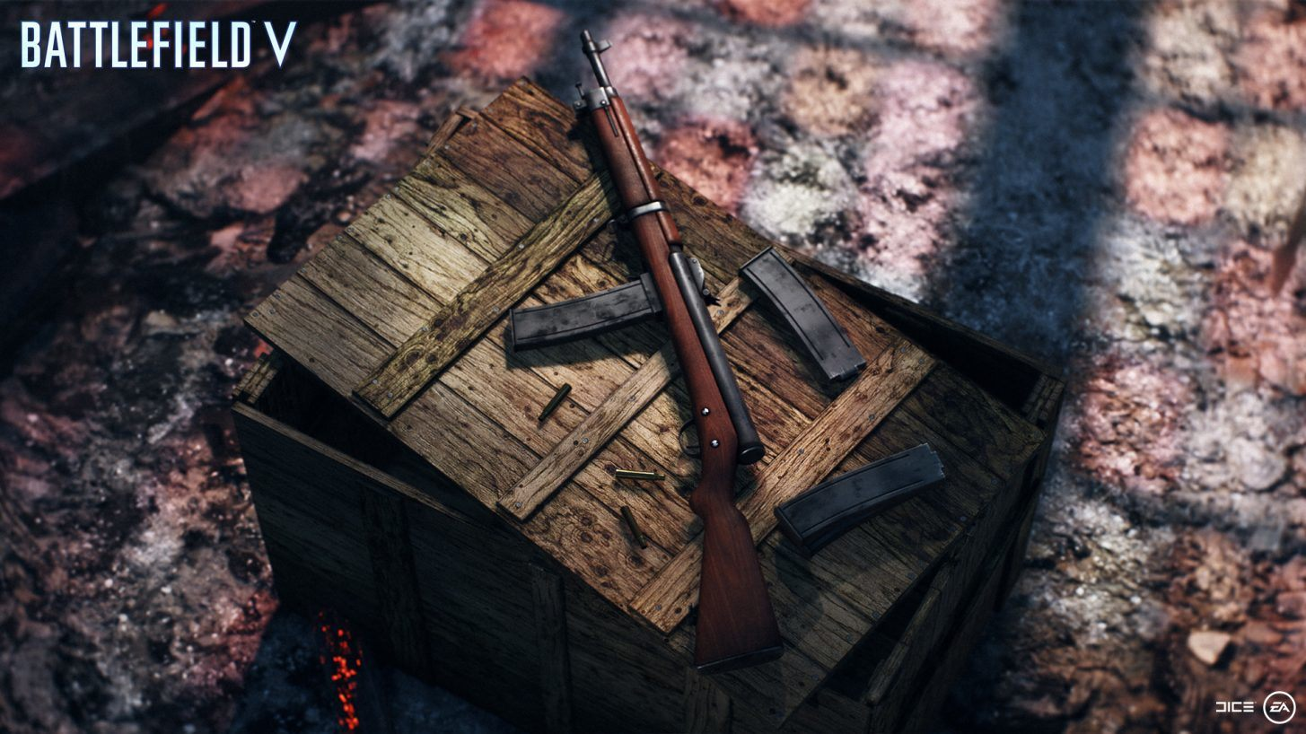 DICE is giving all Battlefield 5 players 2 new weapons - VG247