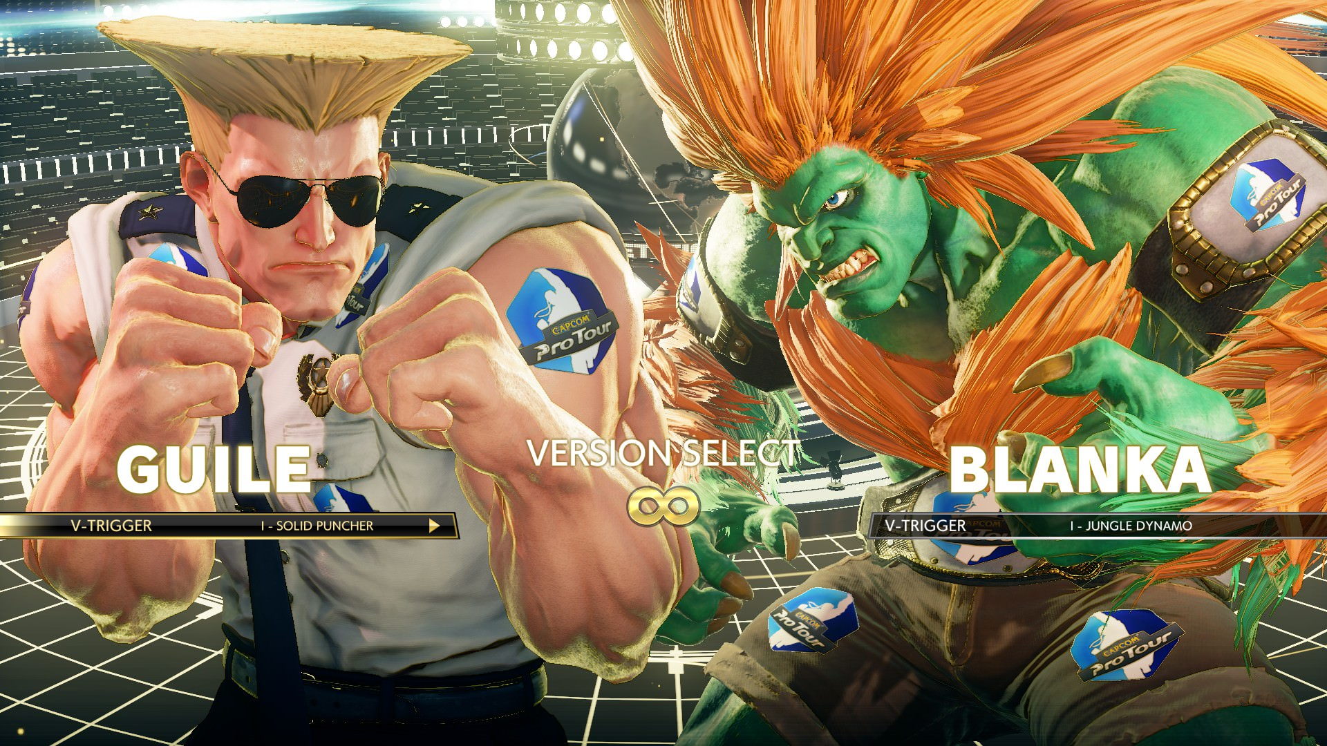 Street Fighter 5 Has In Game Advertisements Now And They Re As Hilariously Stupid And Inept As You D Expect Vg247