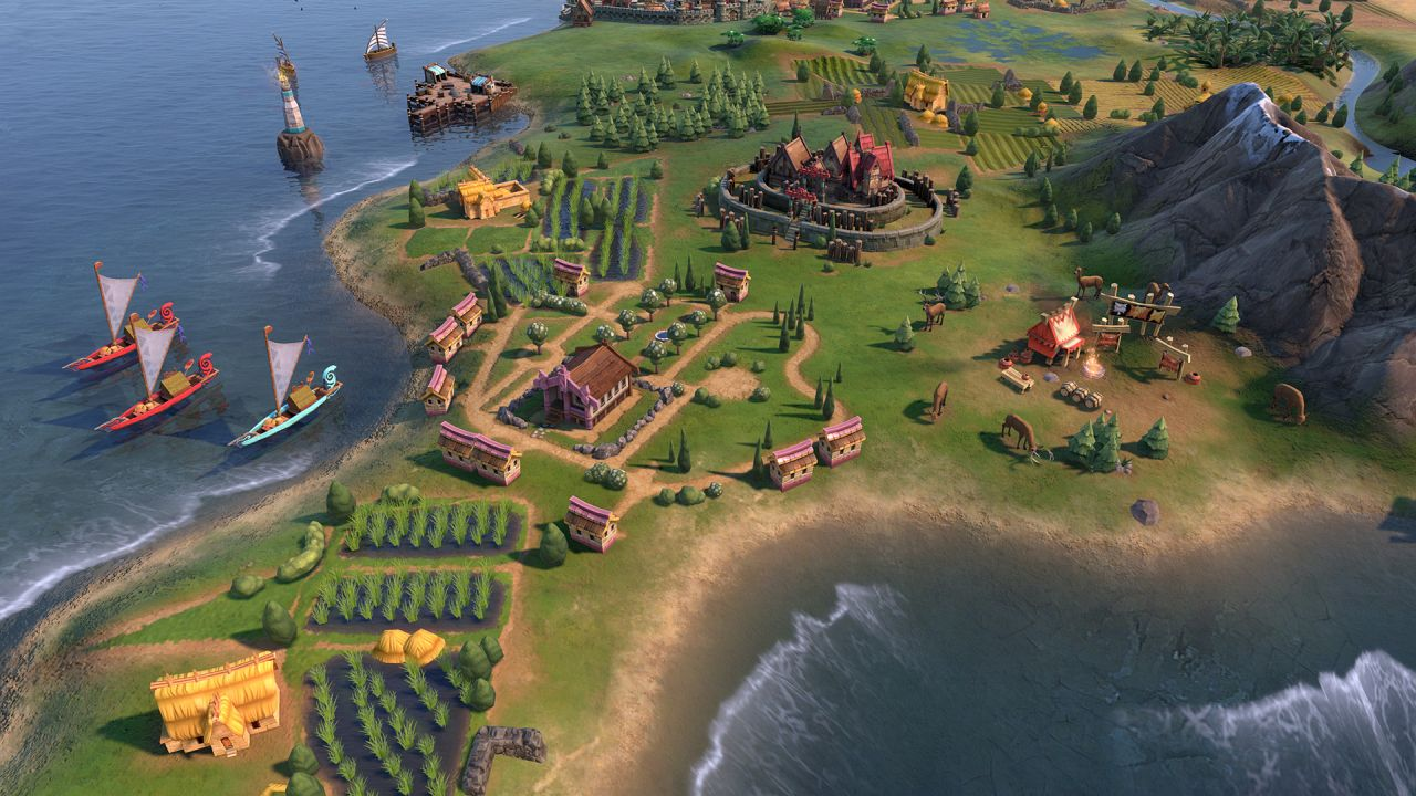 Civilization 6: Gathering Storm adds Maori culture, led by