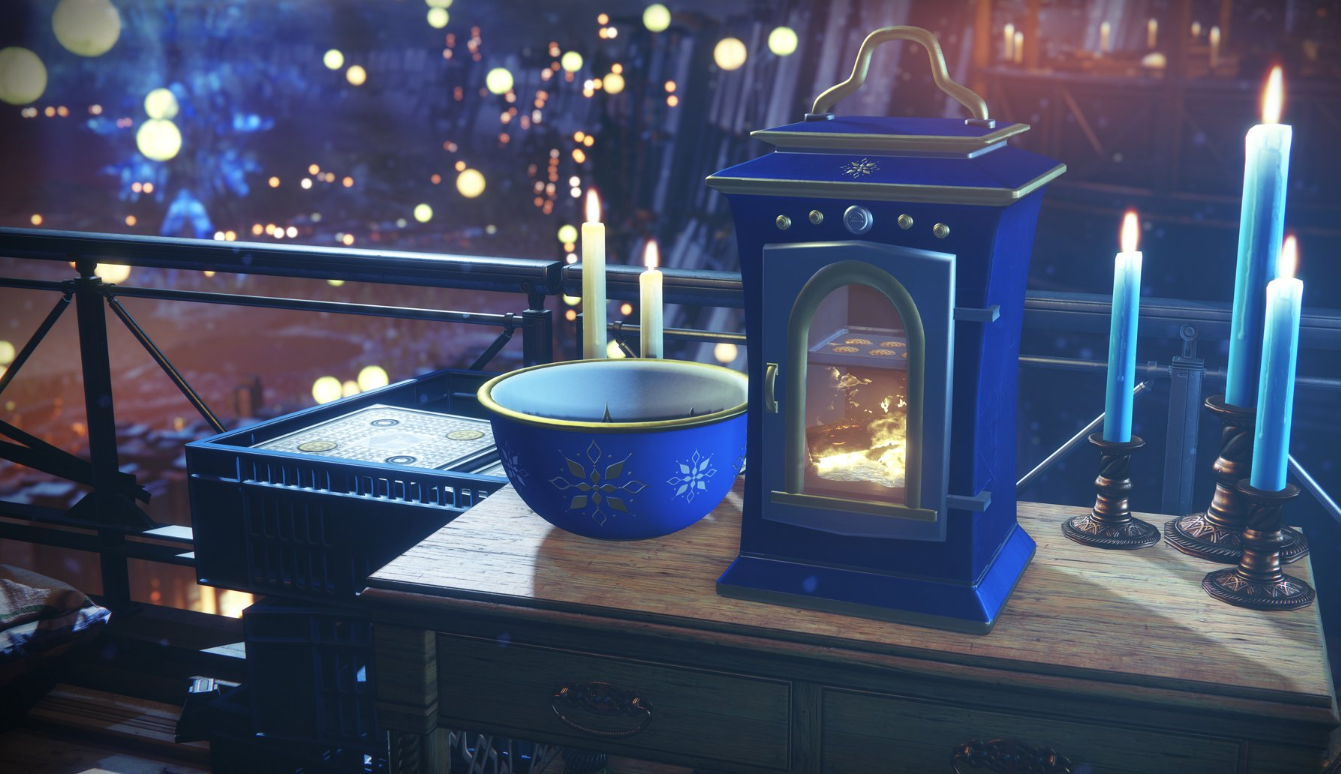 Destiny 2: The Dawning complete ingredients list and recipe guide - VG247