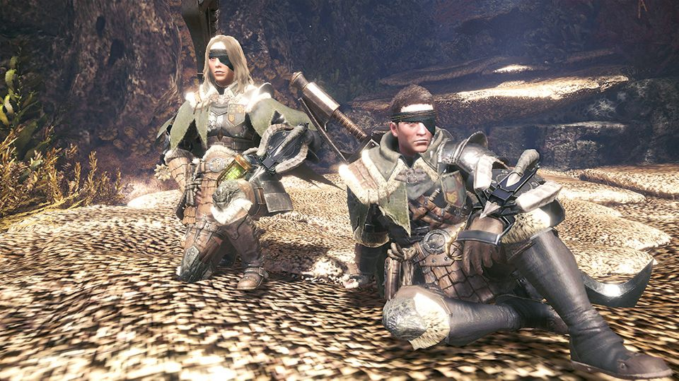 Monster Hunter World Winter Star Fest has kicked off - check