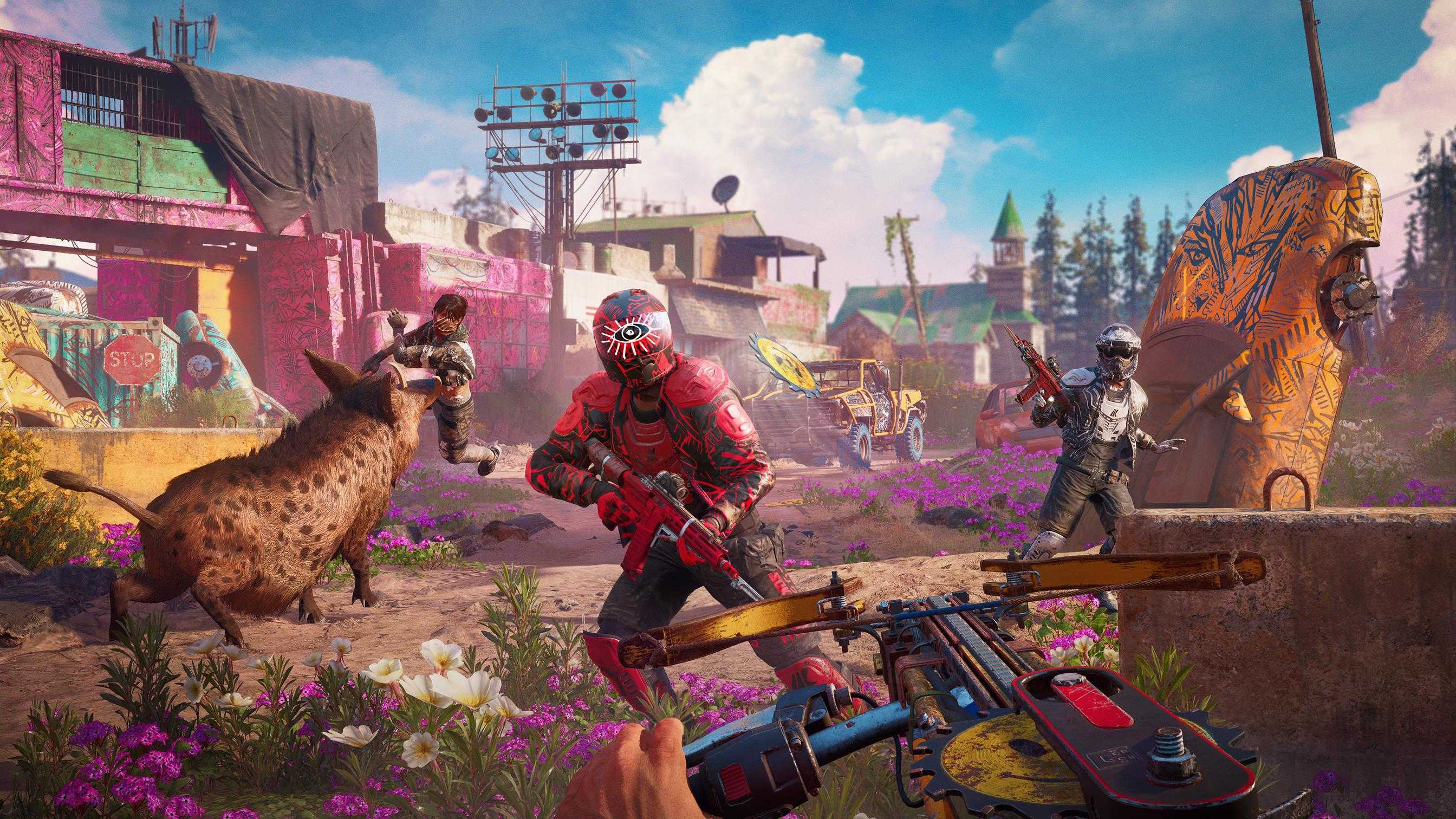 Far Cry New Dawn Pc Specs Revealed For 720p 1080p 4k Vg247
