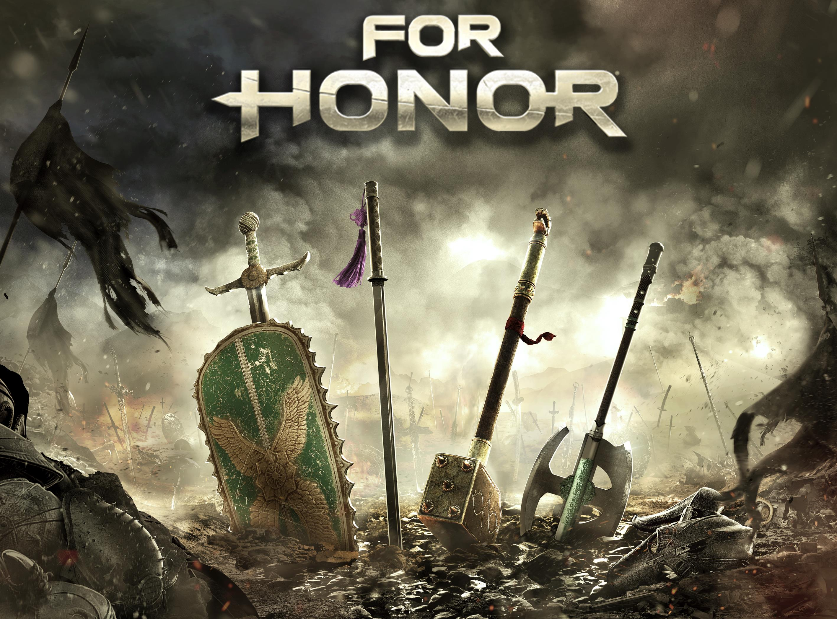 For Honor is getting 4 new heroes in 2019 - VG247