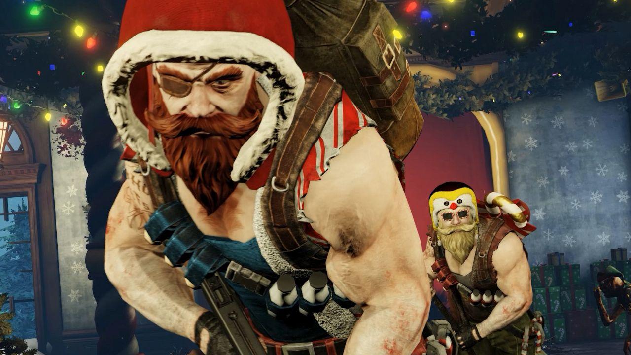 Floor 2 Christmas 2020 Seasons Beatings Killing Floor 2   Twisted Christmas: Season's Beating update decks