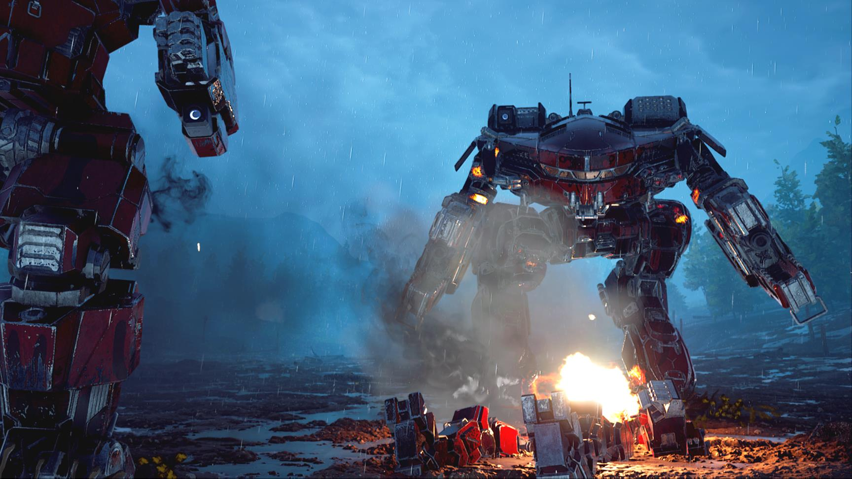 Mechwarrior 5: Mercenaries gets September release date - watch new