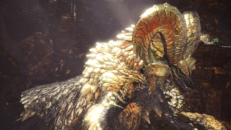 Iceborne Is a 'Massive Expansion' Due Out Autumn 2019