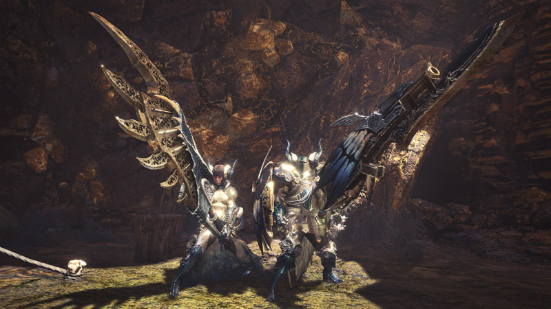 The Witcher is coming to Monster Hunter