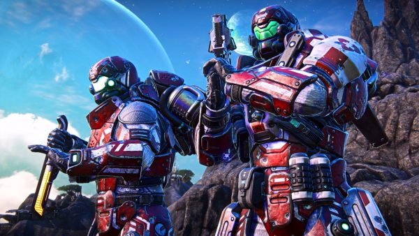 Planetside Arena hits Steam Early Access