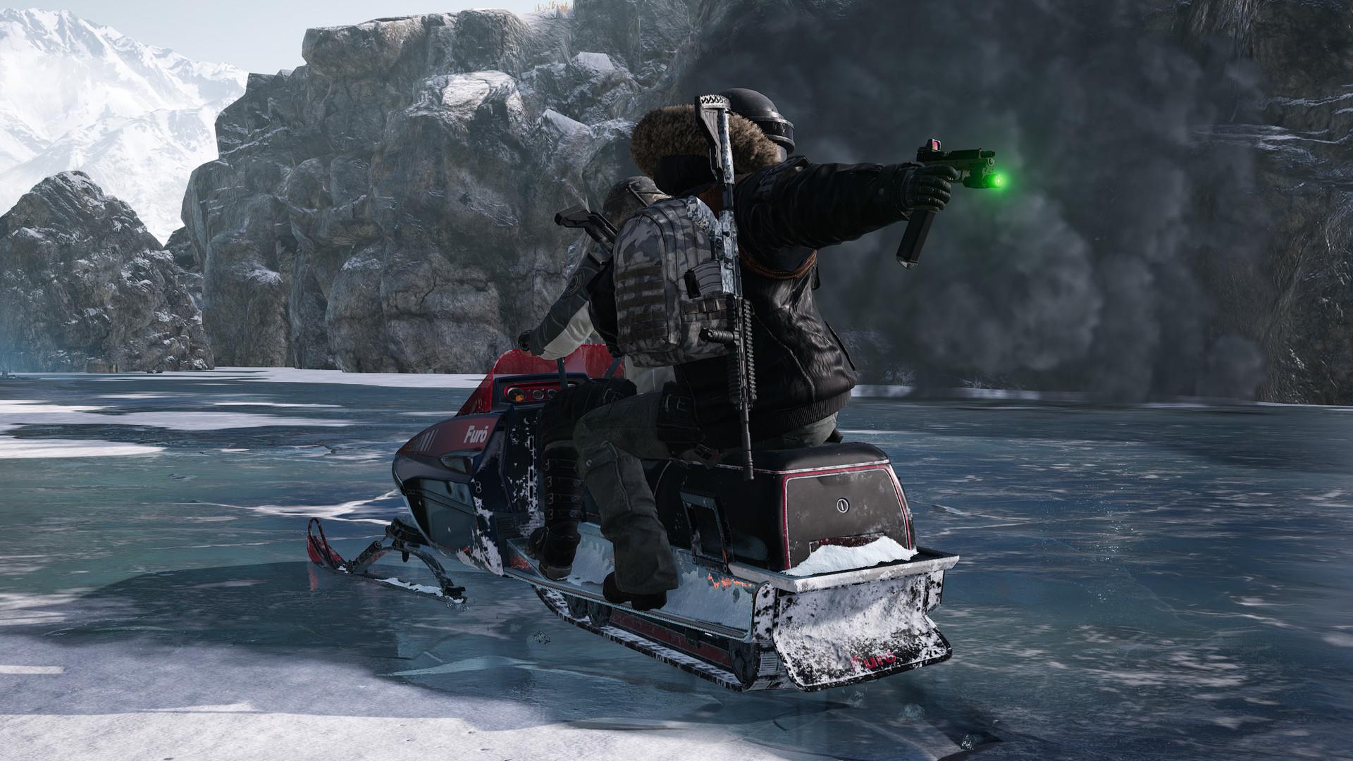Pubg Vikendi Patch Notes Detail New Map Snowmobile Weapon