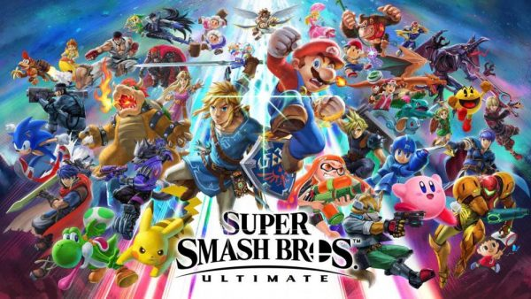 Super Smash Bros Ultimate's fourth DLC character might be from an SNK game