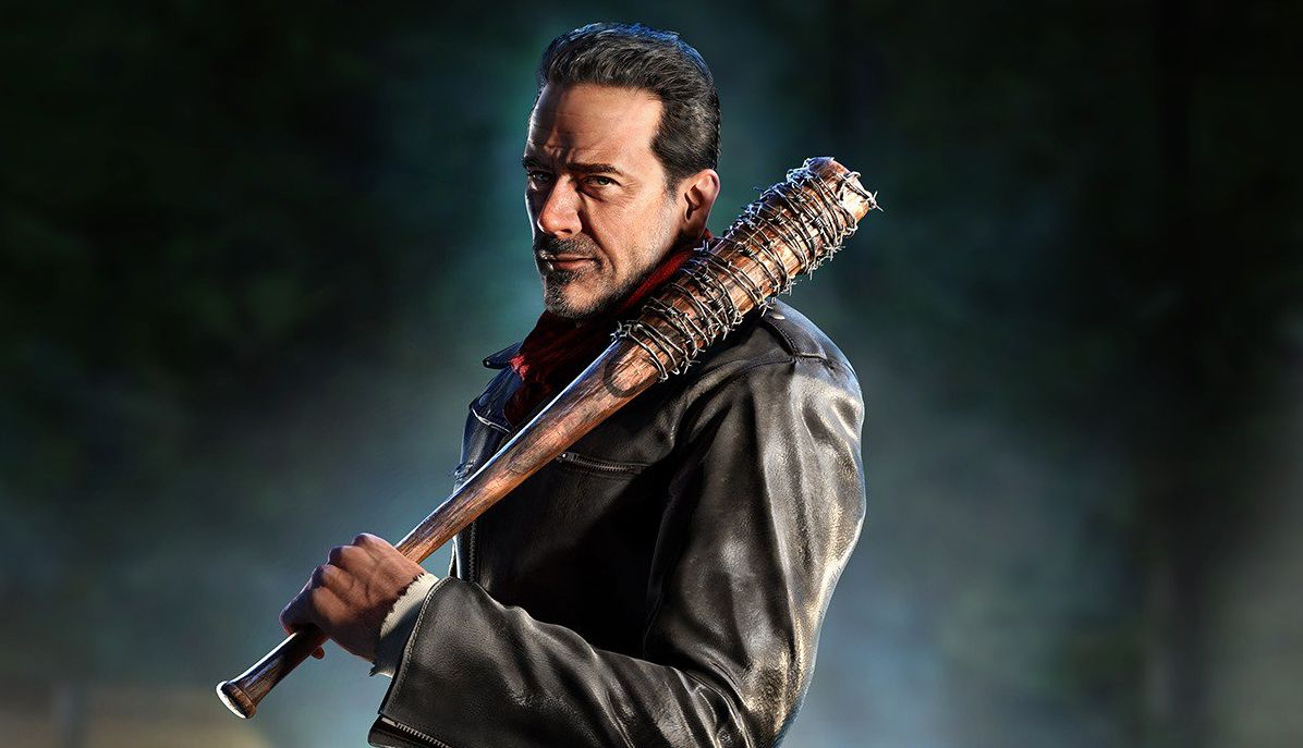 Here's our first look at The Walking Dead's Negan in Tekken