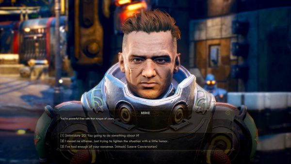 The Outer Worlds highlights the RPG genre's inventory problem