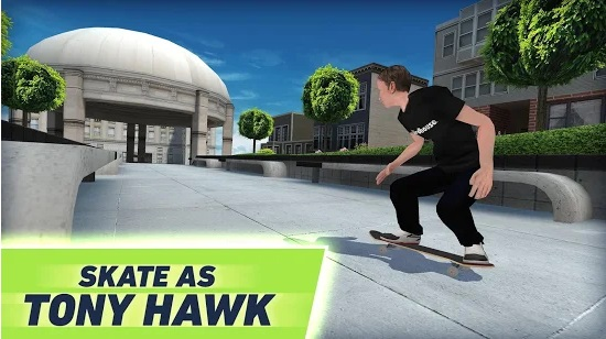 Pro skater Tony Hawk has a new game out next week - VG247