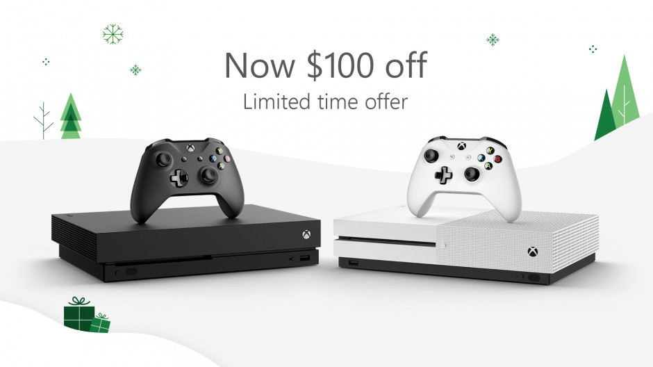 Microsoft slashes prices on these 1TB Xbox One S and Xbox One X