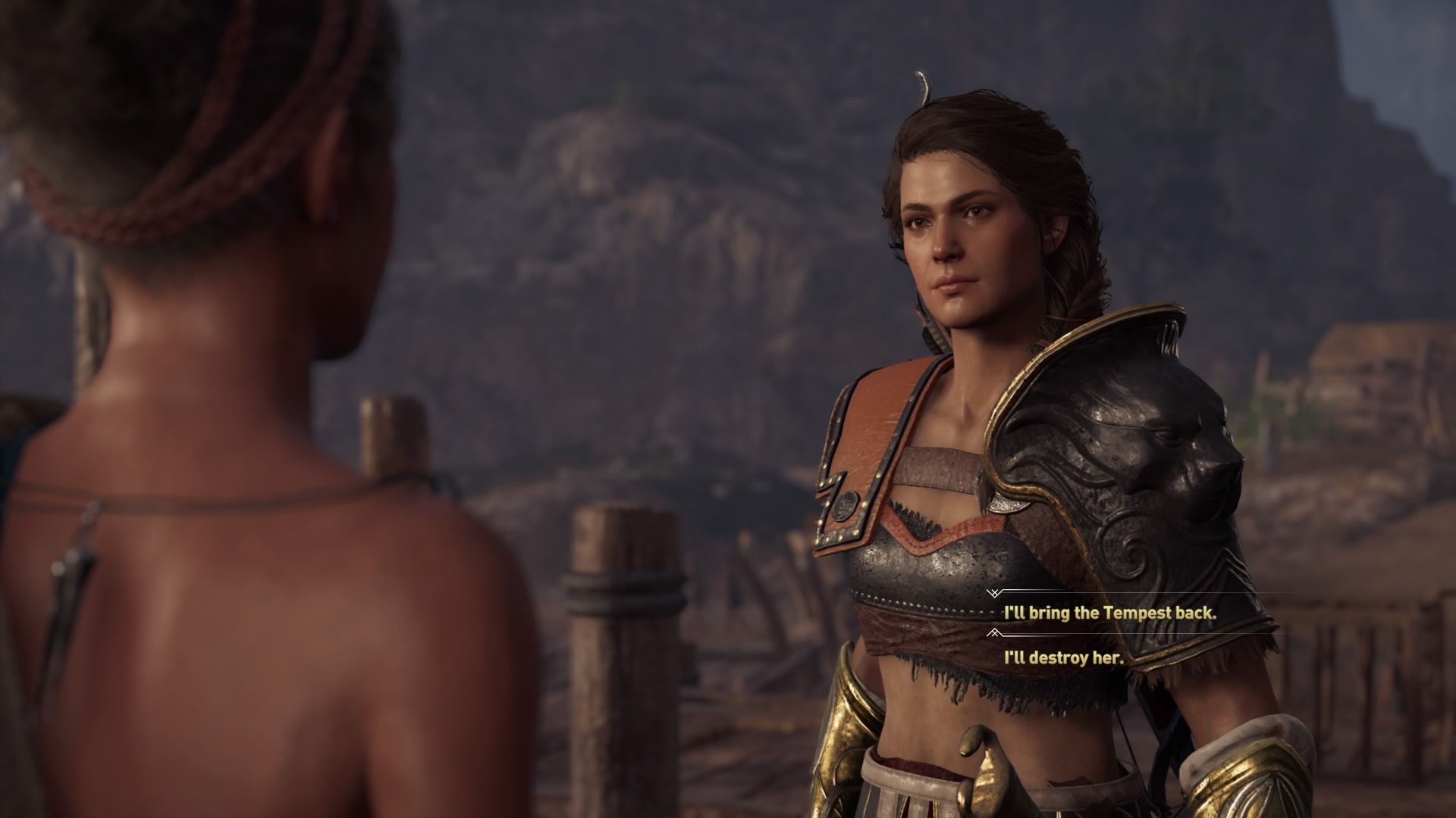 Assassin S Creed Odyssey Legacy Of The First Blade Choices Guide
