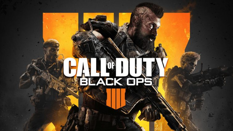 Black Ops 4 and FIFA 19 top-selling PS4 titles on the PS Store in