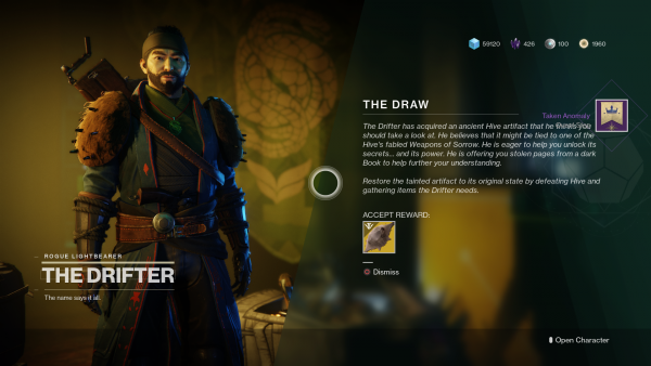 Destiny 2: The Draw Exotic quest guide - VG247