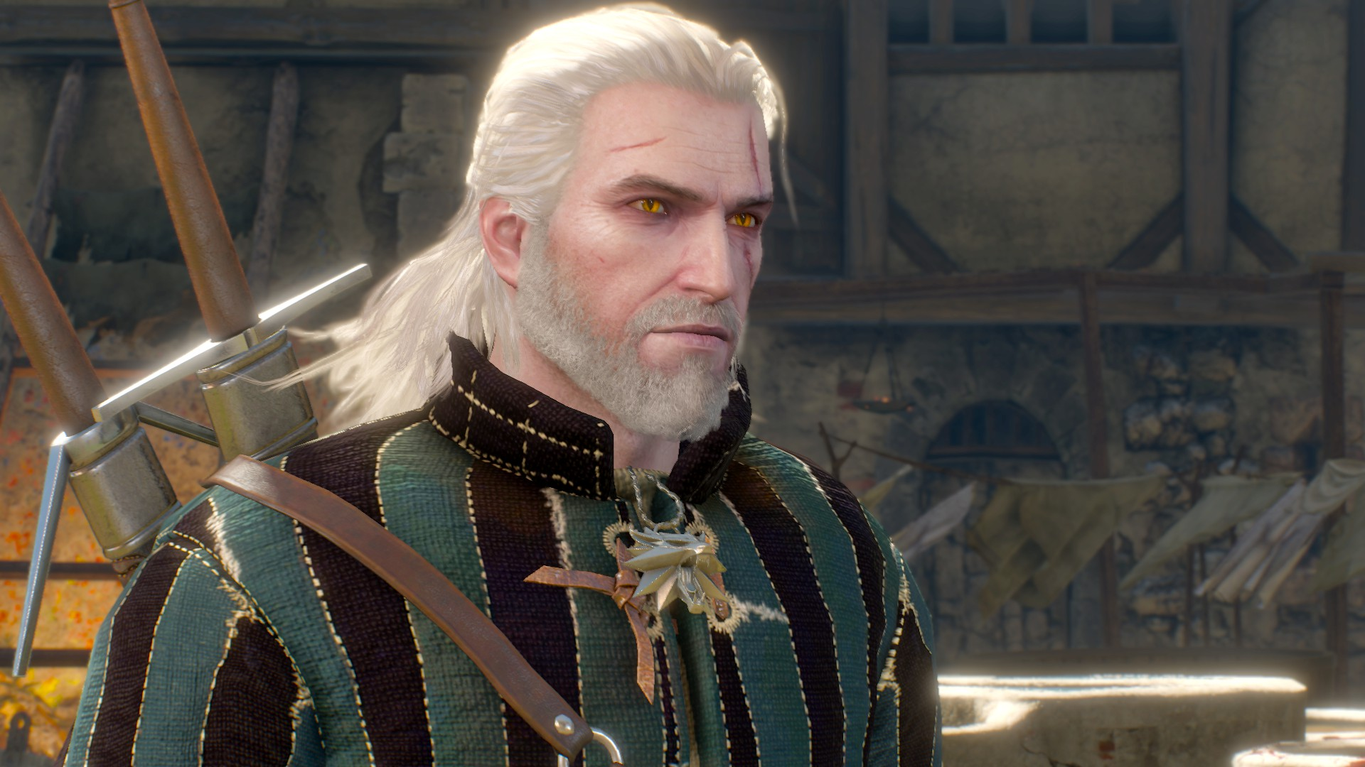 The Witcher 3 and Geralt of Rivia - finding humanity in the White Wolf