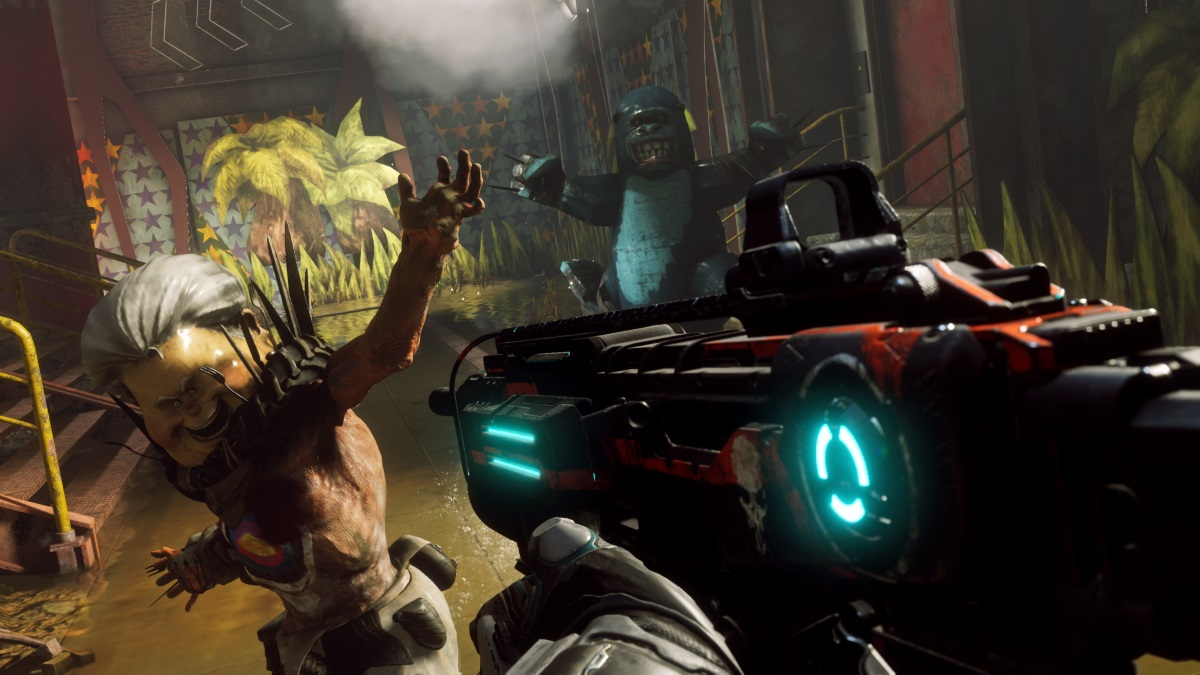 Rage 2 tops UK charts, but sales are down 75% on original - VG247