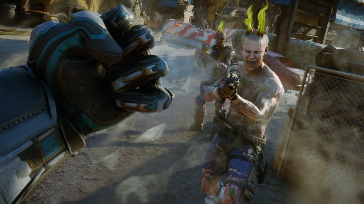 Rage 2 reviews round-up, all the scores
