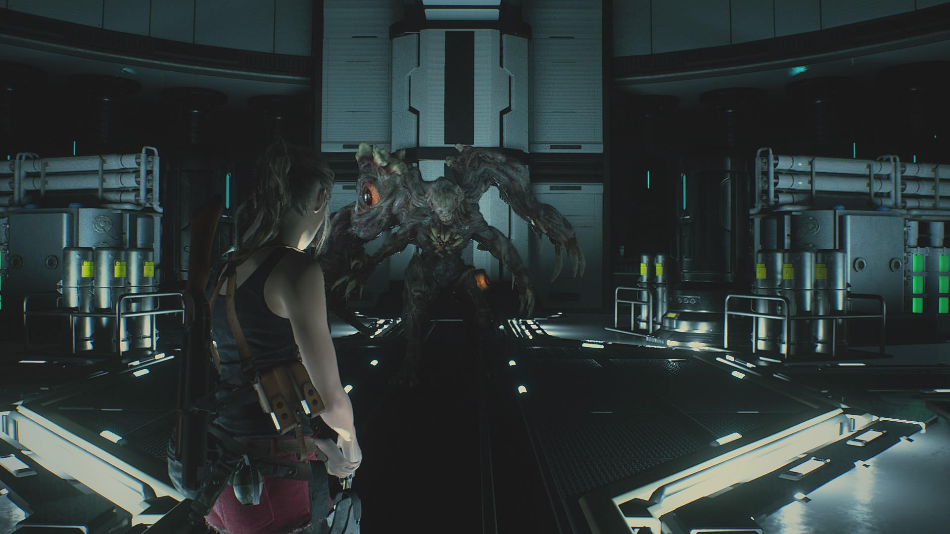 Resident Evil 2 Remake Walkthrough Part 11 – Claire B - Alternate