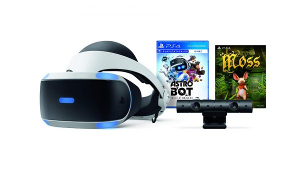 Get A Playstation Vr With Two Games For Just Over 200 Vg247
