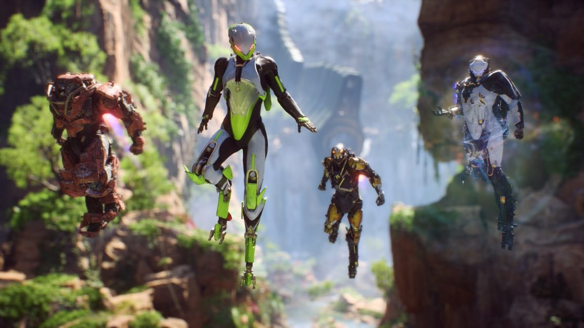 Anthem's roadmap reveals significant changes like Legendary Missions and Mastery System