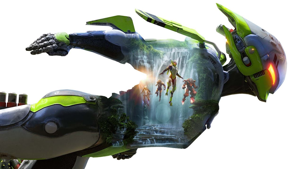 Anthem S Interceptor Is A Speed And Style Monster New Video Vg247